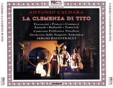Sergio Balestracci, Orchestra della Stagione Armonica - Caldara: La Clemenza di Tito (2004)