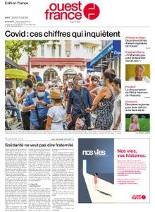 Ouest-France Édition France – 12 août 2020