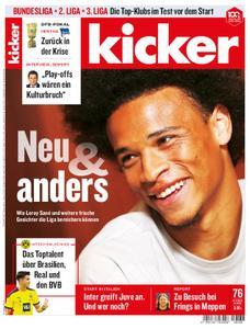 Kicker – 14. September 2020