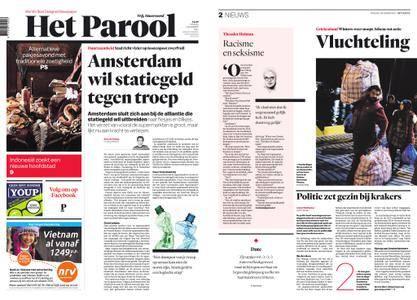 Het Parool – 01 december 2017