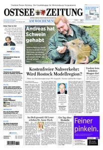 Ostsee Zeitung Wolgast - 17. Februar 2018