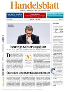 Handelsblatt - 01. Juli 2019