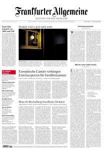 Frankfurter Allgemeine Zeitung - 21 Dezember 2020