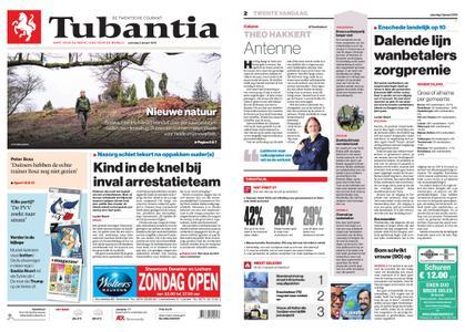 Tubantia - Enschede – 05 januari 2019