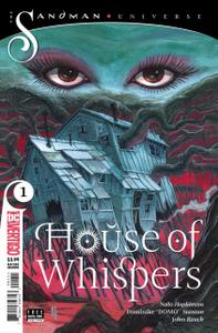 House of Whispers #1-3