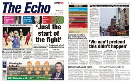 Evening Echo – April 21, 2021