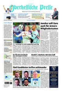 Oberhessische Presse Hinterland - 14. September 2017