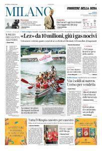 Corriere della Sera Milano - 23 Luglio 2018