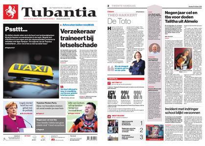 Tubantia - Enschede – 30 oktober 2018