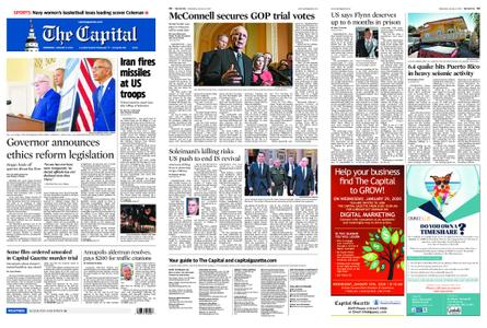 The Capital – January 08, 2020