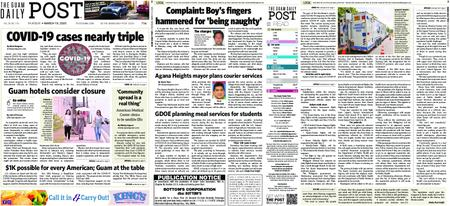 The Guam Daily Post – March 19, 2020