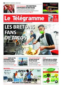Le Télégramme Brest Abers Iroise – 27 octobre 2021