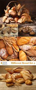 Photos - Different Bread Set 4