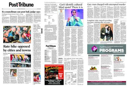 Post-Tribune – March 13, 2019