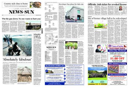 Lake County News-Sun – August 23, 2019