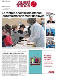 Ouest-France Édition France – 23 avril 2021