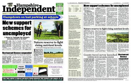 Hampshire Independent – September 17, 2020