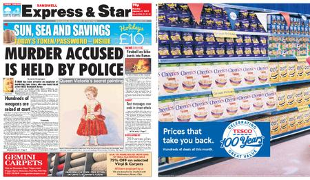 Express and Star Sandwell Edition – January 07, 2019