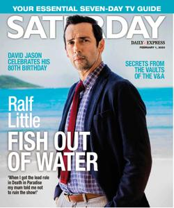 Saturday Magazine – February 01, 2020