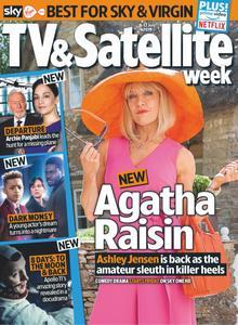 TV & Satellite Week - 06 July 2019