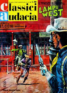Classici Audacia - Volume 44 - Blueberry - Tuoni Sull'Ovest