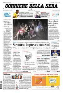 Corriere della Sera - 3 Luglio 2018