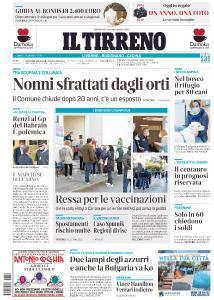 Il Tirreno Livorno - 29 Marzo 2021
