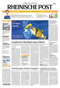 Rheinische Post – 25. April 2019