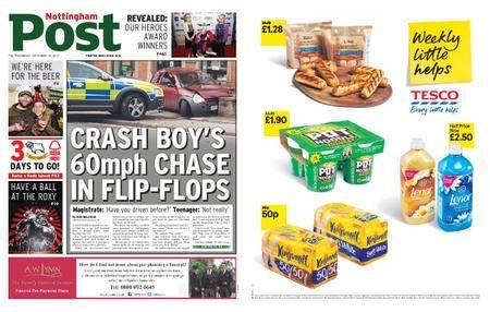 Nottingham Post – October 12, 2017