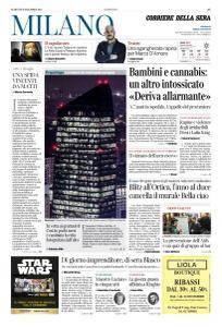 Corriere della Sera Milano - 5 Dicembre 2017