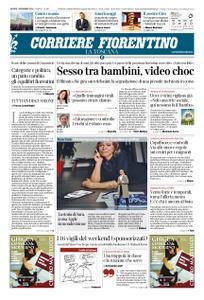 Corriere Fiorentino La Toscana – 01 novembre 2018