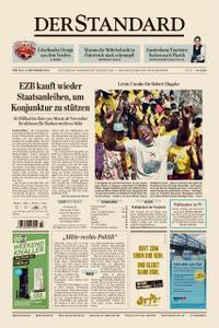 Der Standard – 13. September 2019