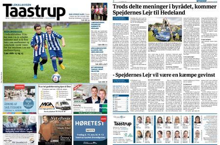 Taastrup lokalavis – 12. november 2019