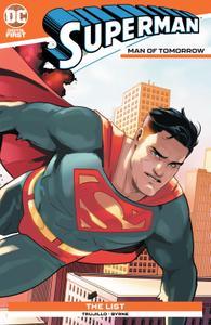 Superman-Man of Tomorrow 020 2020 Digital Zone