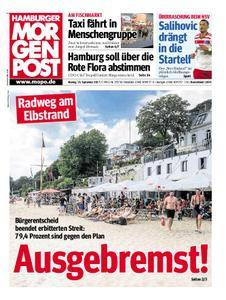 Hamburger Morgenpost - 18. September 2017