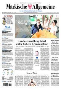 Neue Oranienburger Zeitung - 06. Dezember 2017
