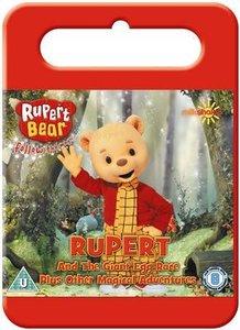 Rupert The Bear : Rupert and the Giant Egg Race