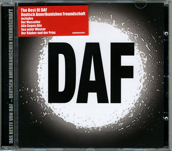 Deutsch Amerikanische Freundschaft (D.A.F.) - Das Beste Von DAF (The Best Of D.A.F.) (2009)
