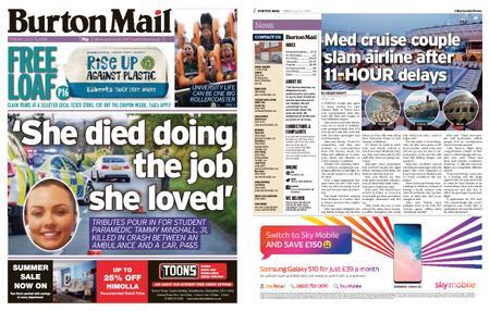 Burton Mail – July 05, 2019