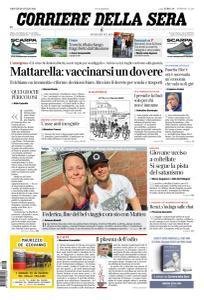 Corriere della Sera - 29 Luglio 2021