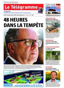Le Télégramme Concarneau – 14 septembre 2019