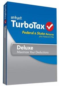 Intuit TurboTax Deluxe 2017
