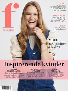 Femina Denmark – 02. september 2021