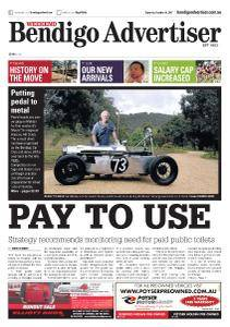 Bendigo Advertiser - October 14, 2017