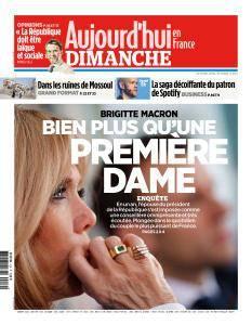 Aujourd'hui en France du Dimanche 29 Avril 2018
