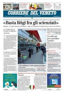 Corriere del Veneto Vicenza e Bassano – 22 marzo 2020