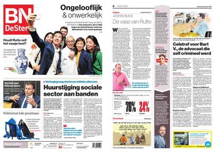 BN DeStem - Bergen op Zoom – 18 december 2018