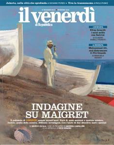 Il Venerdi di Repubblica – 17 maggio 2019