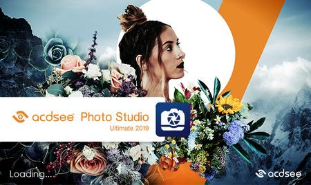 ACDSee Photo Studio Ultimate 2019 v12.1.1.1668 (x64) Portable