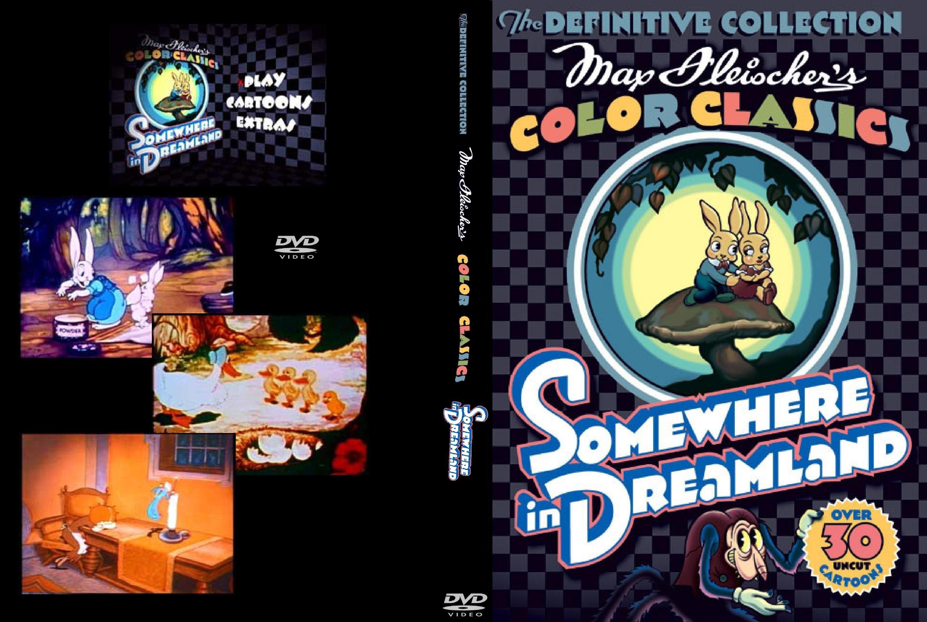 Max Fleischer's Color Classics: Somewhere in Dreamland (1934-1941)